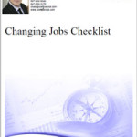 Changing Jobs Checklist Cover